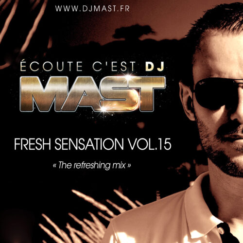 FRESH SENSATION 15 by DJ MAST (2019)
