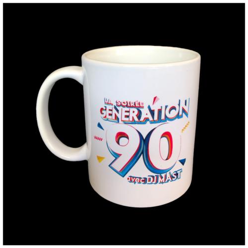 Mug GÉNÉRATION 90